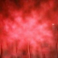 Background Foto abstrak Merah ukuran 2,5x3M