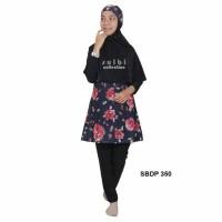 Baju Renang Muslimah (Kerudung Panjang) S-M