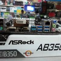 Asrock ab350 pro 4 socket am4 Ryzen
