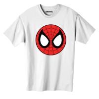 Kaos Anak 5-10 Tahun (Kids T-Shirt) Spiderman Homecoming logo