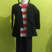baju kostum karnaval adat madura sakerah anak