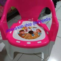 Kursi Senderan Anak / Bangku anak Plastik