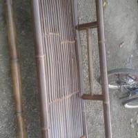 bangku bambu