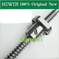 ballscrew hiwin FSI 25-5T3 750mm shaft only ball screw