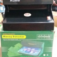 lampu cek uang palsu/money detector ultraviolet