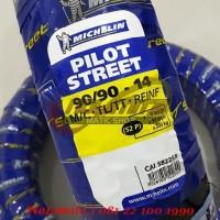 Ban Motor Tubeless Michelin Pilot Street 90/90 - 14 Vario Beat Scoopy