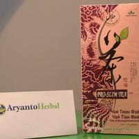 Green World Pro Slim Tea  Original - Teh Untuk Menurunkan Badan