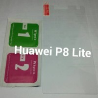 Anti Gores Kaca Tempered Antigores Temperedglass Huawei P8 Lite