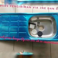 bak cuci piring uk 96x44x15cm,sink,perlngkpn dapur dan westafel