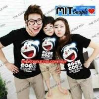 Baju Couple Family Dora Rococo - Kaos Pasangan sekeluarga Murah