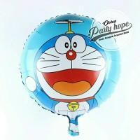 Balon Doraemon / Balon Bulat Doraemon / Balon Foil Doraemon / Balon