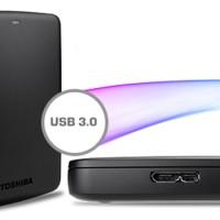 Toshiba Canvio Basics Portable Hardisk 2 TB