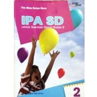 Buku IPA SD Kelas 2 - Erlangga
