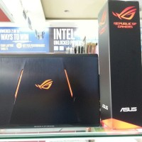 Laptop Asus ROG GL553VD - FY280 Graphic (Gaming) Black