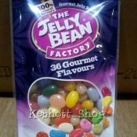 The Jelly bean factory candy pouch bag 113gr (permen jell lunak)