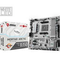 Motherboard MSI B350M MORTAR ARTIC DDR4 AM4