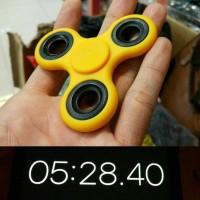 spinner muter 5 menit ++ premium balistic 3.0 fidget spinner