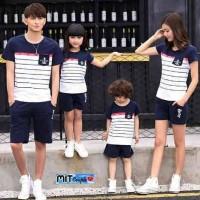 Baju Couple Family Sailor Anchor - Kaos Pasangan Sekeluarga Anak