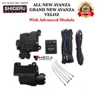 Spion Lipat Elektrik Mobil Auto Retract Kit NEW AVANZA VELOZ + Module