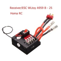 Wltoys Receiver / ESC A959 B - 25