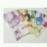 mainan uang uangan model baru seperti aslinya