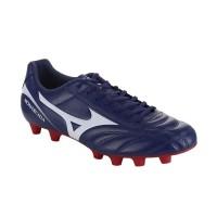 Sepatu Bola Mizuno P1GA172314 Monarcida 2 Fs Md (Wide) Blue Depths/Whi