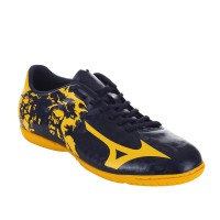 Sepatu Futsal Mizuno P1GF179045 Ryuou In Peacoat/Gold Fusion