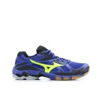 Sepatu Volly / Voli Mizuno V1GA166045 Wave Bolt 5 Surf The Web Safety
