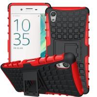 Sony xperia Z2 Z3 Z3  Z4 plus dual case casing back cover RUGGED ARMOR