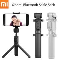 Original Xiaomi Selfie Stick Bluetooth Remote Shutter Tripod Holder