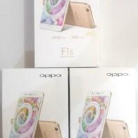 OPPO F1s ram.4GB, Memory internal 64GB Garansi resmi warna Gold