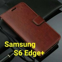 Flip Cover Samsung Galaxy S6 Edge Plus   S6 Edge+ Wallet Leather Case