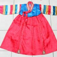 Hanbok baju adat / tradisional korea anak hambok hanbook hanbokh