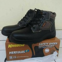 SEPATU KRISBOW SAFETY HERCULES 6INC