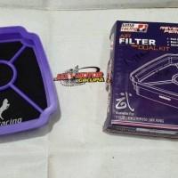 Uma Racing Air Filter Dual Kit / Filter Udara Yamaha Y15ZR MX King