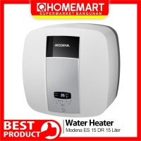 TERLARIS- Water Heater Listrik Modena ES 15 DR 15 Liter