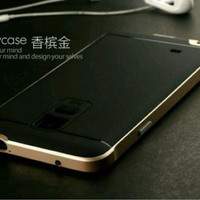 Case original Ipaky silicone back cover + bumper for redmi 3x