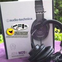 Headphone Audio Technica ATH-M20X / ATH M20X / ATH M 20 X
