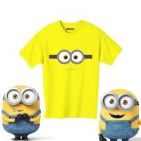 Kaos Anak Lucu (Kids T-Shirt) Minion