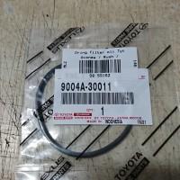 Oring Rumah Filter Oli Rush / Terios 9004A-30011 Asli Toyota 59162