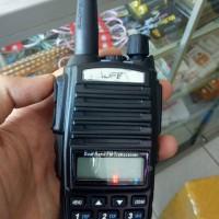 HT Baofeng UV 82 Dual band 8 watt Dual PTT