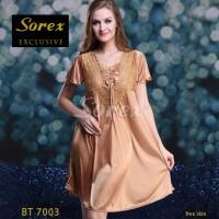 Baju Tidur Wanita Satin Lingerie Sorex Exclusive BT 7003