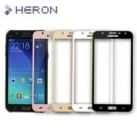 Tempered Glass Warna Samsung S7 Flat /Anti gores kaca warna s7