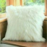 Bantal Bulu Putih Korea Uk 40*40cm