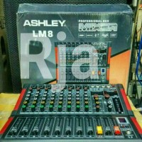 Mixer ASHLEY LM8 ( 8chanel ) new