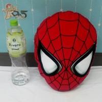 Bantal Boneka Bantal Mobil Spiderman New Yelpo Halus