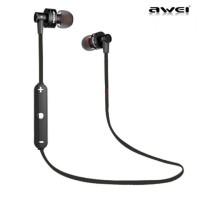 Original AWEI A990BL Sport Earphone Headset Bluetooth Waterproof