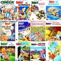 Komik Jadul Asterix