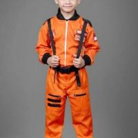 baju astronot anak/baju profesi anak/baju kostum (ukuran besar)