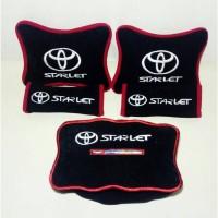 Bantal Aksesoris mobil Toyota Starlet Variasi